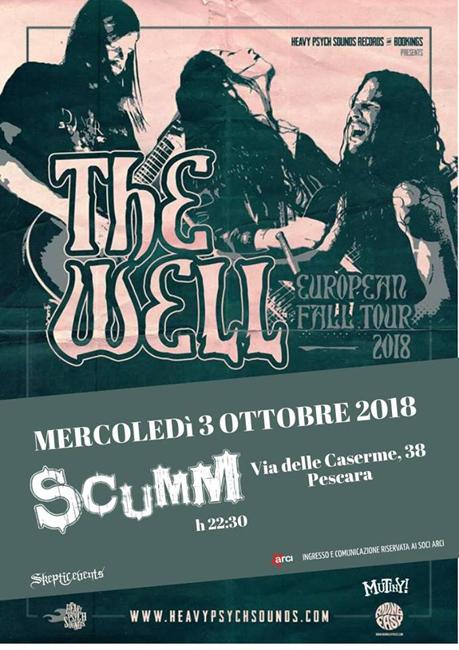 The Well 3 ottobre 2018