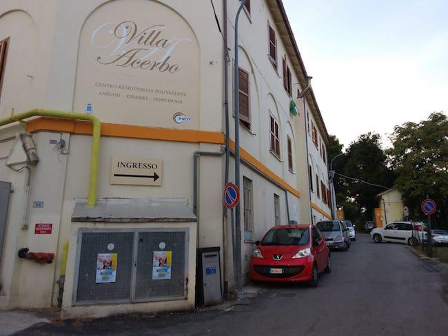 Villa Acerbo Caprara