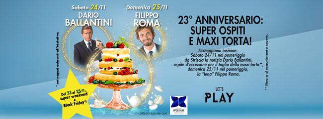 23 anniversario Centro Commerciale Pescara Nord