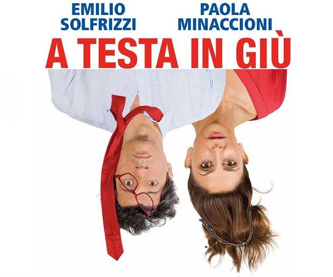 Emilio Solfrizzi e Paola Minaccioni in
