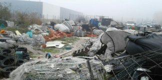 abbandono rifiuti Avezzano