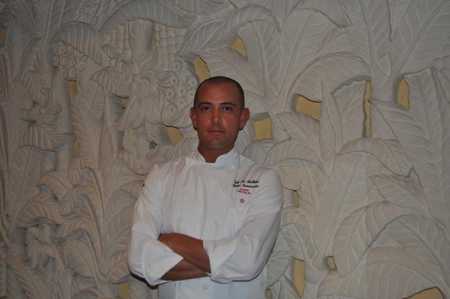 chef Matteo Iannaccone