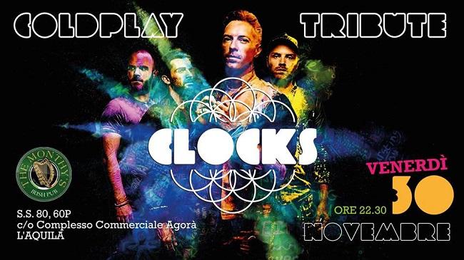 clocks 30 novembre