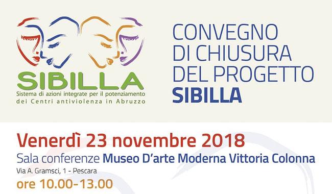 convegno progetto sibilla