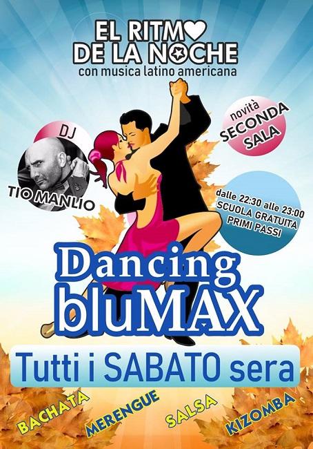 dancing blu max sabato