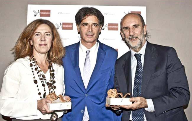 Lucia De Sica, Davide Cavuti, Umberto Scipione