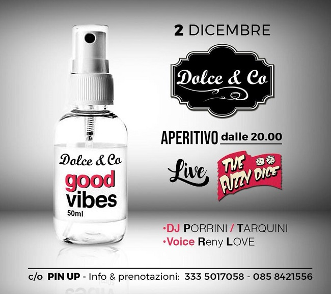dolce and co 2 dicembre