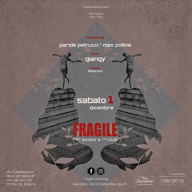 fragile 1 dicembre