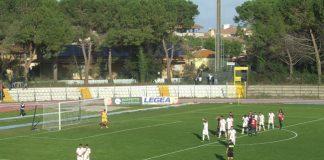 Serie D, Francavilla - Notaresco 1-1: Banegas replica a Candellori