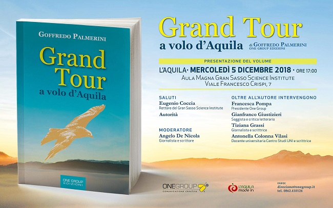 grand tour a volo d'aquila