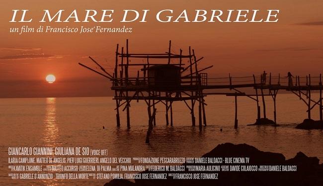 il mare di Gabriele film