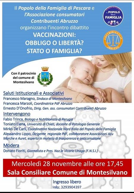 incontro vaccini 27 novembre-2018
