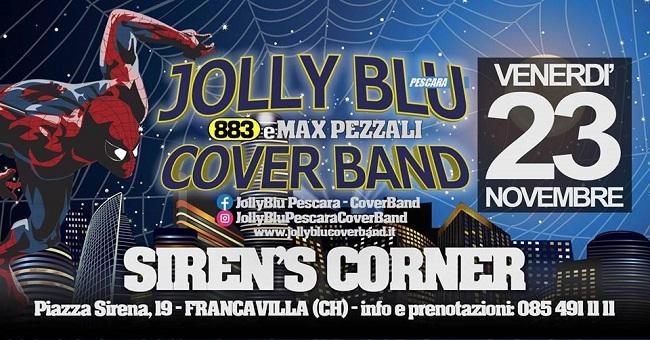 jolly blu 23 novembre