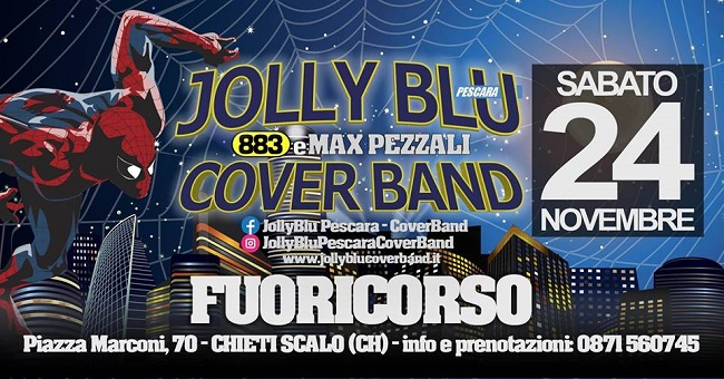 jolly blu 24 novembre