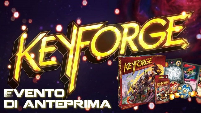 keyforge 15 novembre 2018