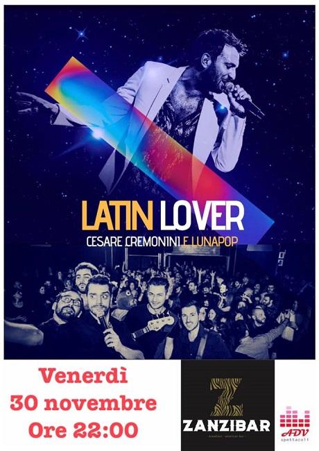 latin lover 30 novembre