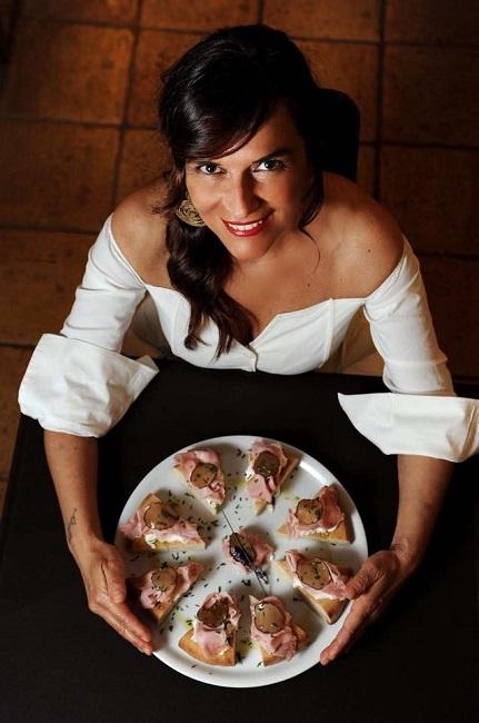 maestra pizzaiola Marzia Buzzanca
