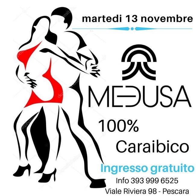 Medusa 13 novembre 2018