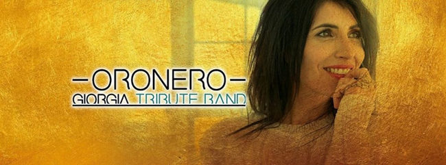Oronero tribute band