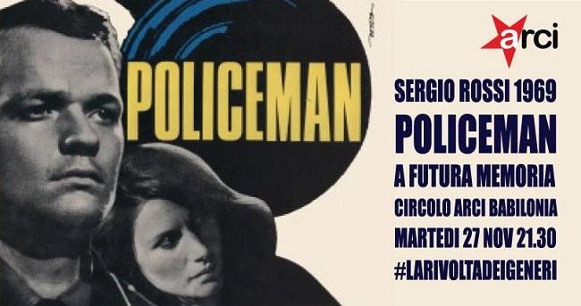 policeman 27 novembre 2018