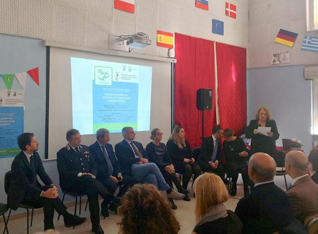 presentazione centro antiviolenza Maja a Guardiagrele