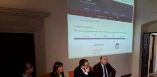 presentazione progetto digitalizzazione L'Aquila
