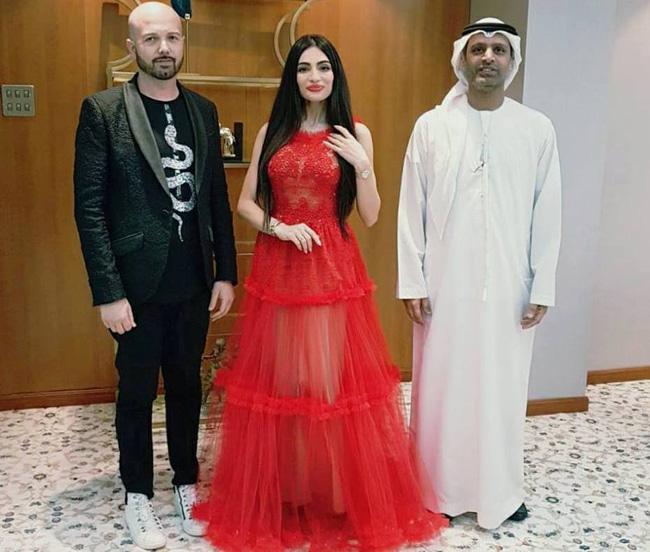 racioppo arab fashionweek