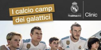 Real Madrid clinic 2019