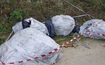 rifiuti villa carmine montesilvano