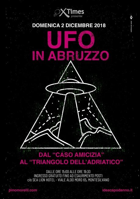 ufo in Abruzzo 2018