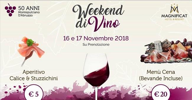 weekend di vino canosa sannita