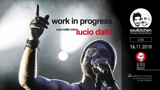 work in progress 16 novembre