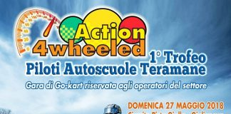 Locandina dell'evento Kart di Giulianova