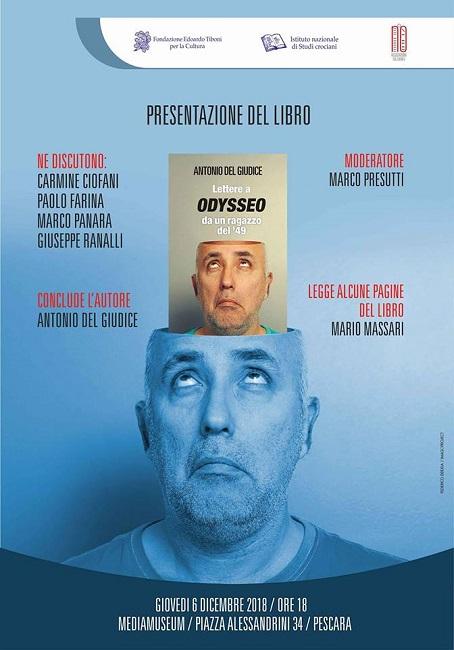 Antonio del Giudice Pescara 6 dicembre 2018