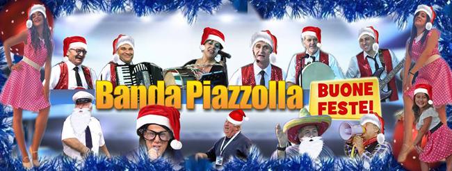 banda piazzolla natale 2018