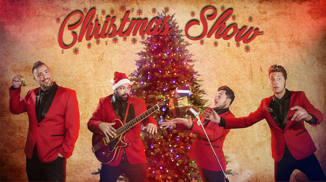 Immagini Natale Hard.Natale In Rock Al Loft 128 Con I Billie Hard