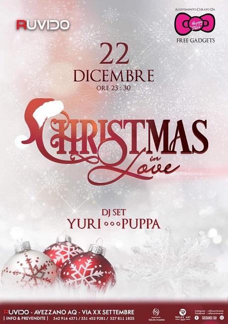 christmas in love ruvido