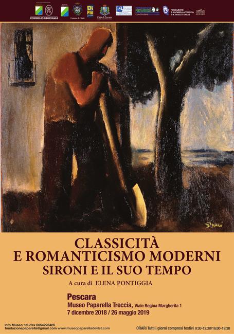 mostra classicita romanticismo Pescara
