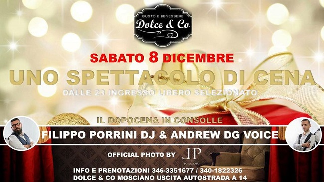 dolce and co 8 dicembre