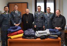 Pescara, donati centinaia di capi di abbigliamento alla Caritas