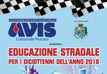 educazione stradale Pescara