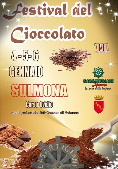 festival cioccolato sulmona 2019