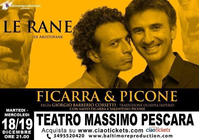 Ficarra Picone Pescara 18 19 dicembre 2018