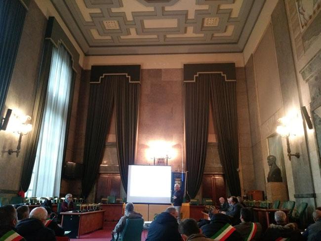 forum comuni ricicloni Abruzzo 2018
