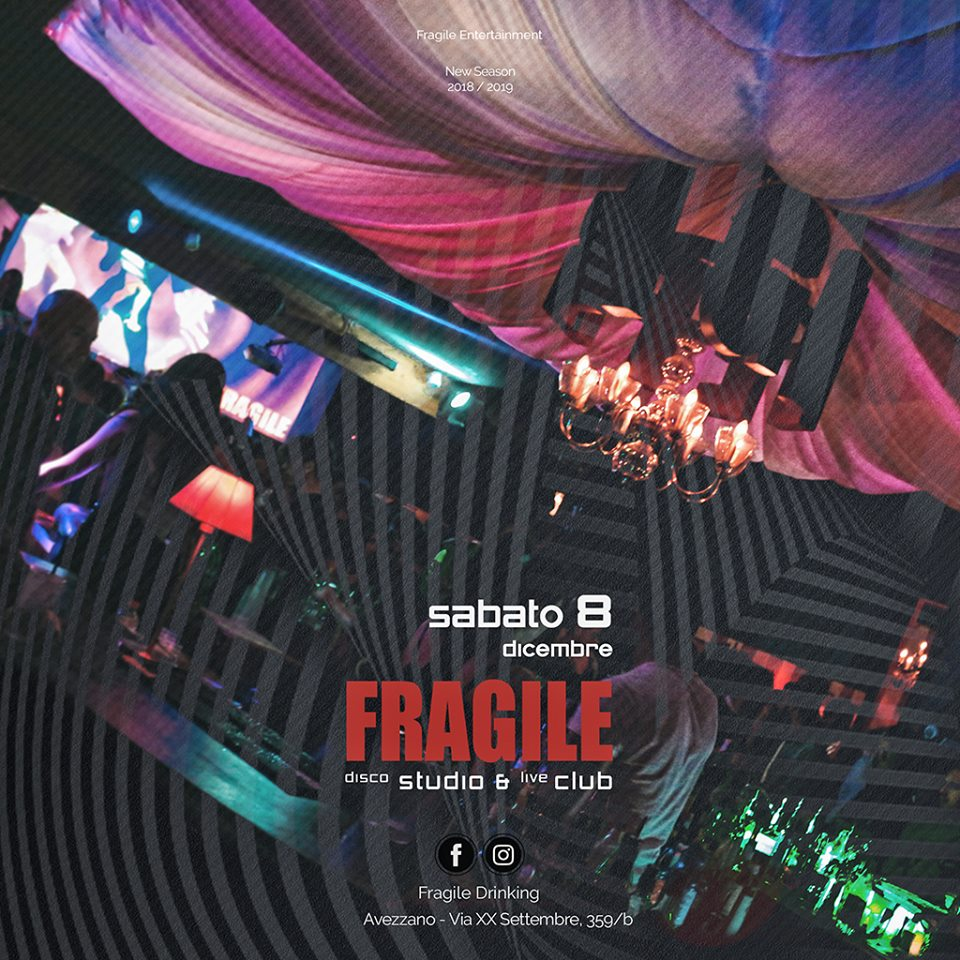 fragile 8 dicembre