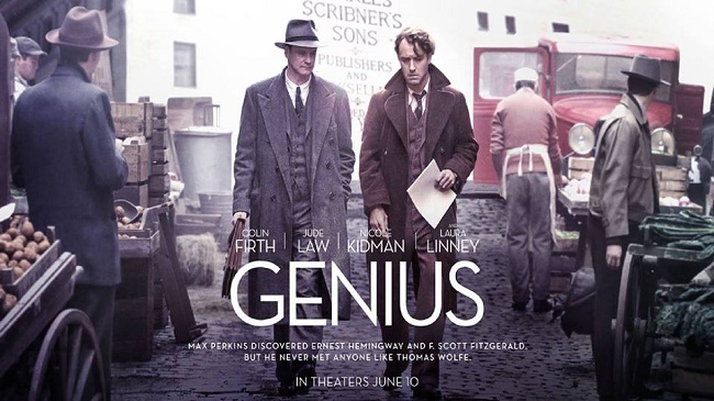 genius cover film