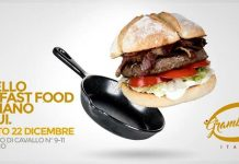Lanciano, Gramburger: apre il primo fast food all'italiana