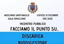 incontro Mazzocca Mosciano
