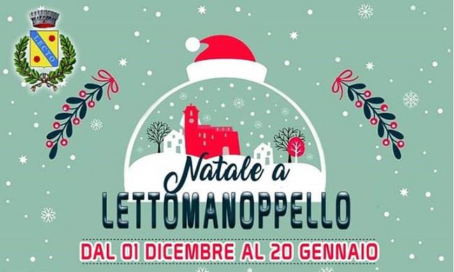 Lettomanoppello, eventi natalizi 2018