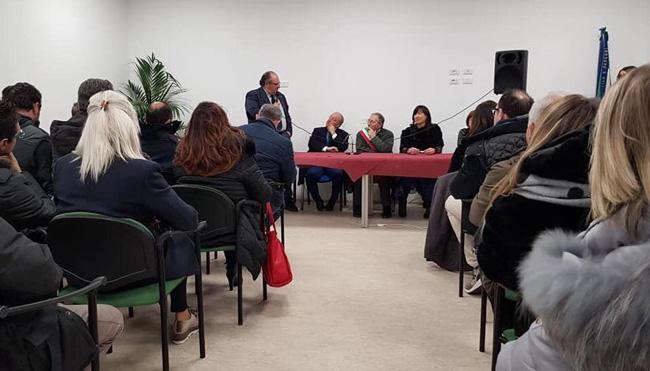 Penne, Istituto Marconi: inaugurato il nuovo edificio